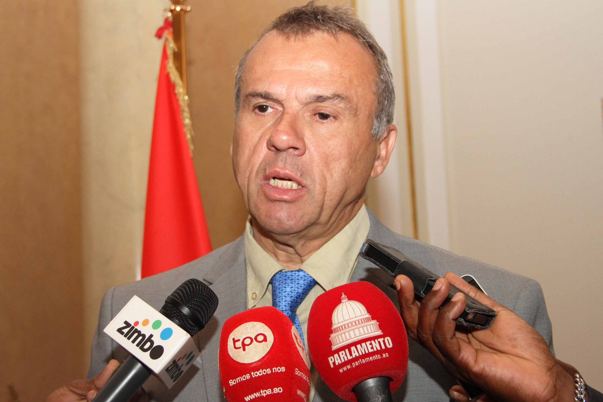 Pier Paolo Balladelli, Coordenador Residente das Nações Unidas em Angola